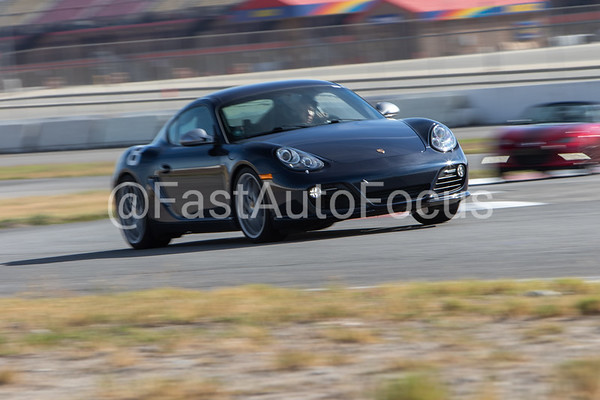 Custom Gallery - Blue 2012 Porsche Cayman R