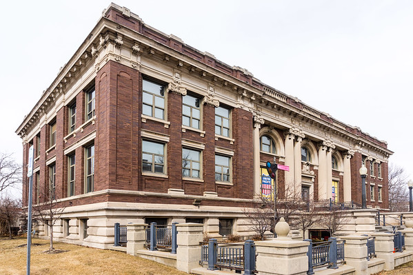 Union Pacific Railroad Museum Council Bluffs, IA