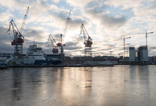 Helsinki center
