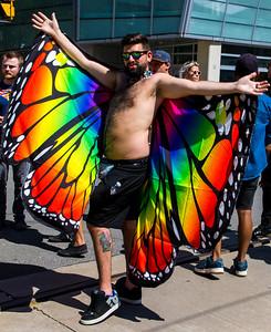 Toronto Pride - June 2019
