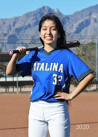 2020 Catalina Softball