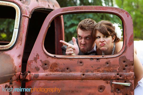 Tiffany and Andrew