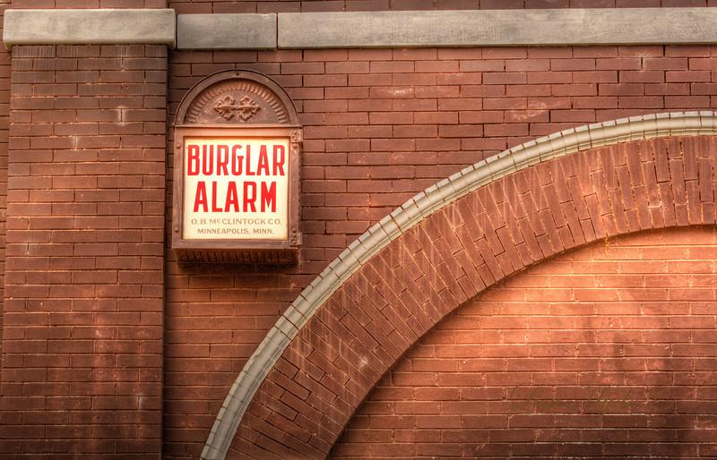 O. B. McClintock Burglar Alarm - Fordyce, AR