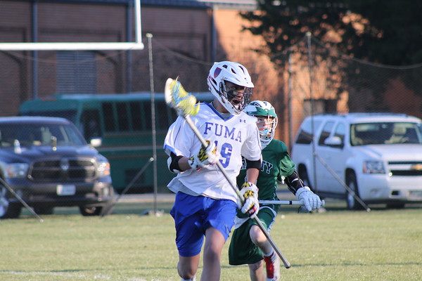 Junior Prep Lacrosse vs. Trinity Episcopal Part 1