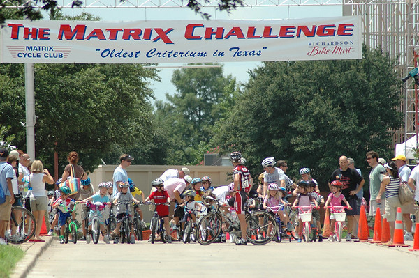 additional photos of the Kid's Challenge from Jerry Hougen