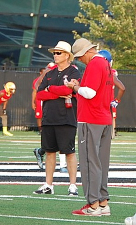 UGA 7 on 7  2015  in Athens by Natalie