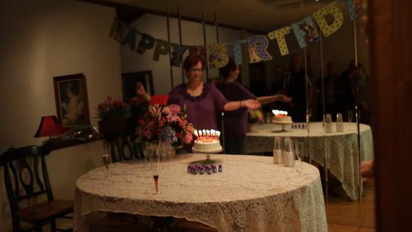 Patty Sugimoto's 60th Birthday