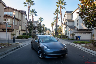 Tesla Model 3 - XPEL Stealth PPF and CQFR Coating