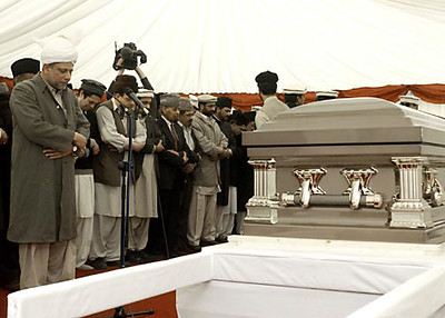 Election of Hazrat Khalifatul Masih V and Funeral of Hazrat Khalifatul Masih IV