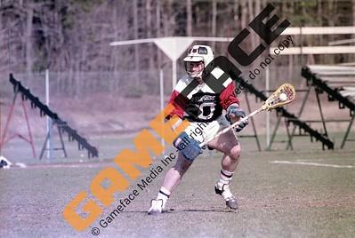 1981-1982 Men's Lacrosse