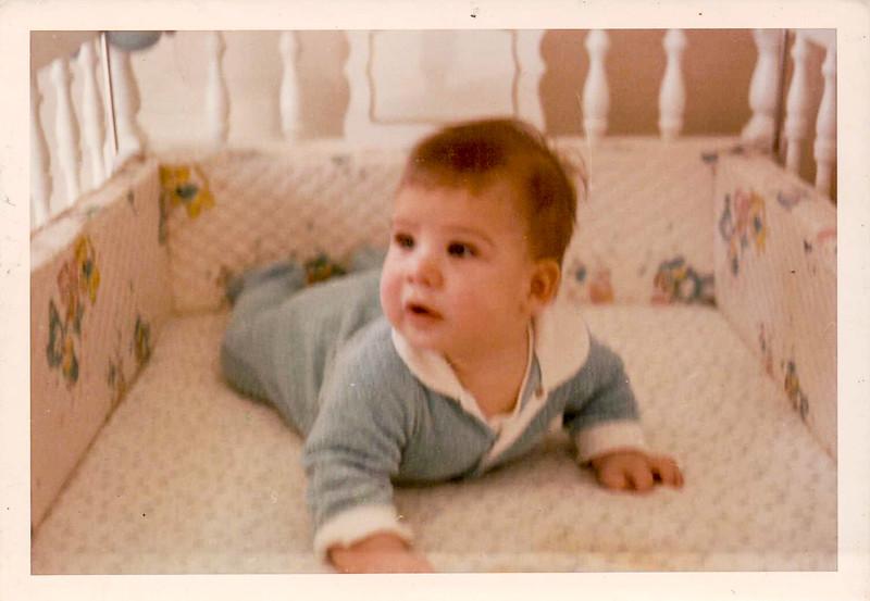 Jan. 1970 Jason 8 Months