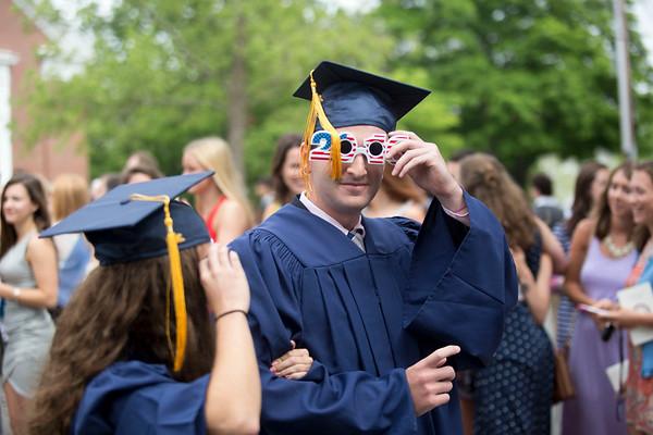 Lawrence Academy graduation 060316