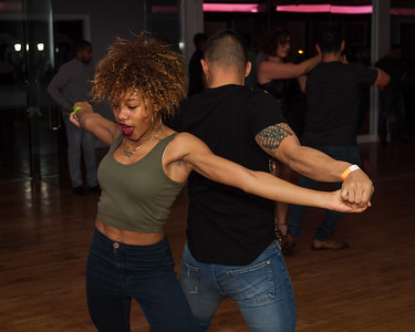Downtown Salsa Social March 2017