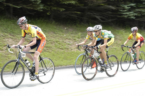 USCF Junior Road National Championships, Seven Springs, PA, July 9, 2006 - Road Race - Junior Men 15-16
