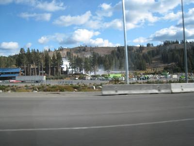Lake Tahoe Oct 2008