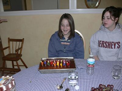 2006 Hannah is Sweet Sixteen!
