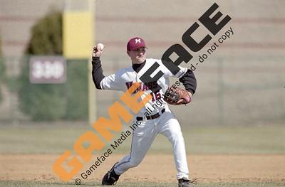 2003-2004 Men's Baseball