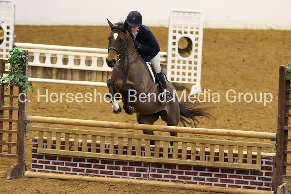2021 House Mountain Horse Show March 13, 14 -- Saturday Morning -- Coliseum