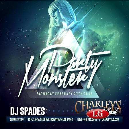 2015-2-27 Party Monster DJ Spades