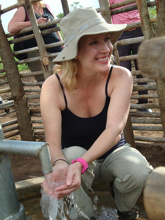 Uganda ~ A Well for Taylor - 2012