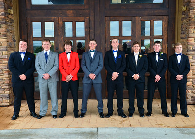 2015 Platte County High School Prom