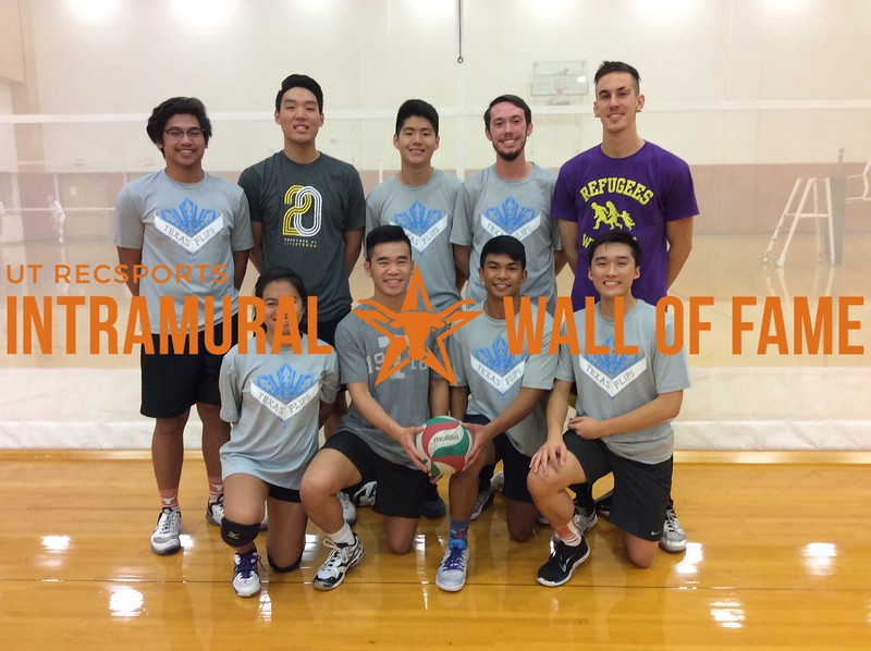 Fall 2016 Volleyball Men's Champ_The Pinoy Boys