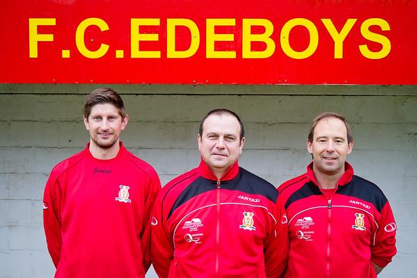 13/09/2014: KFC Edeboys jeugd Bestuur