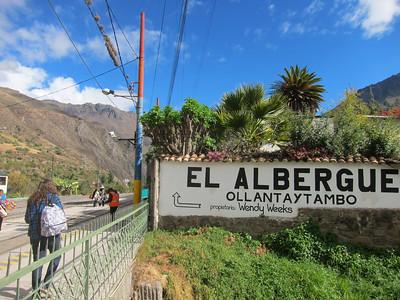 NLC 2012 Peru: Machu Picchu