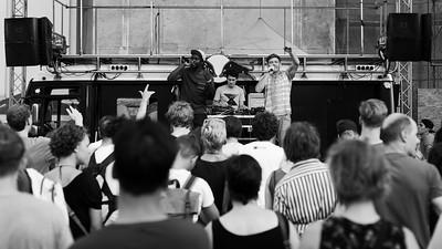Hinterland @ Popfest Wien 2015