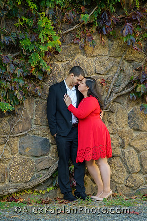 Engagement Session at the Deep Cut Gardens Middletown Township, NJ 07748