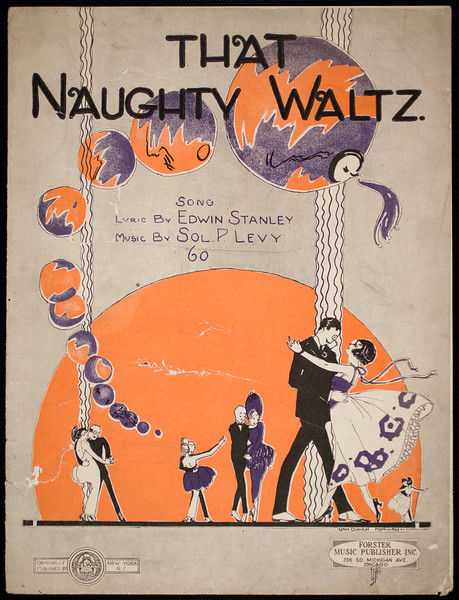 That naughty waltz: song