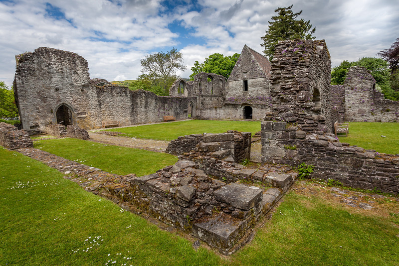 Inchmahome Priory - 9314