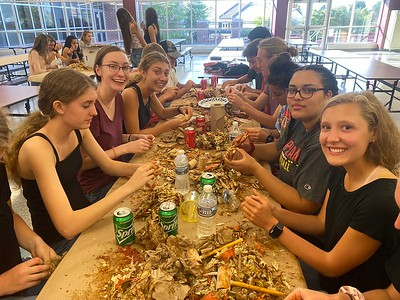 Senior Crab Feast Class of 2020