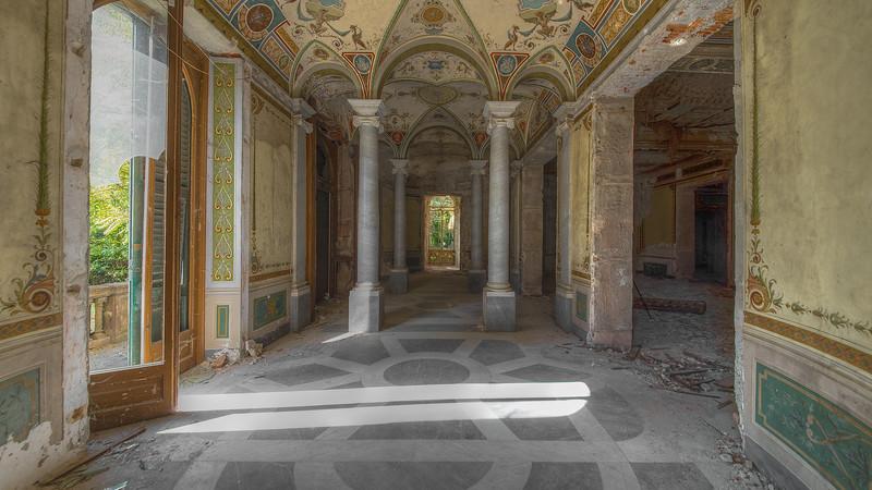 Urbex - Villa Leo de Rossi (IT)
