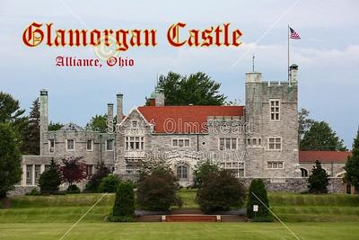 Glamorgan Castle, Alliance, Ohio