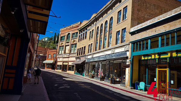 main street bisbee arizona