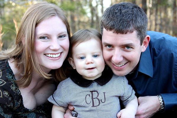 Bishop Family & CJ turns 1