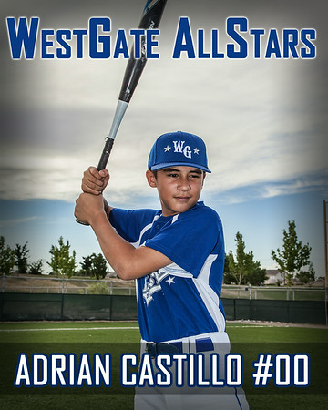 Adrian Castillo #00