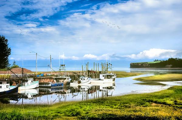 delhaven and area