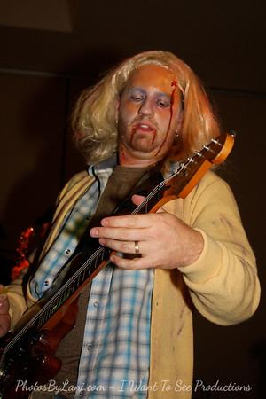 BB's Halloween Party at Rancho Las Palmas- October 29, 2009