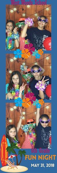 West Woods 6th Grade Fun Night