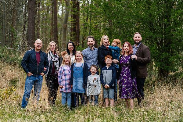 Fowkes Family Portrait 2019