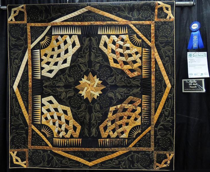 Roman Tiles by Ann Petersen, First Place