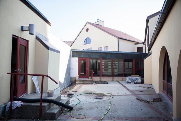 Monastery Renovation Progress Dec 2015