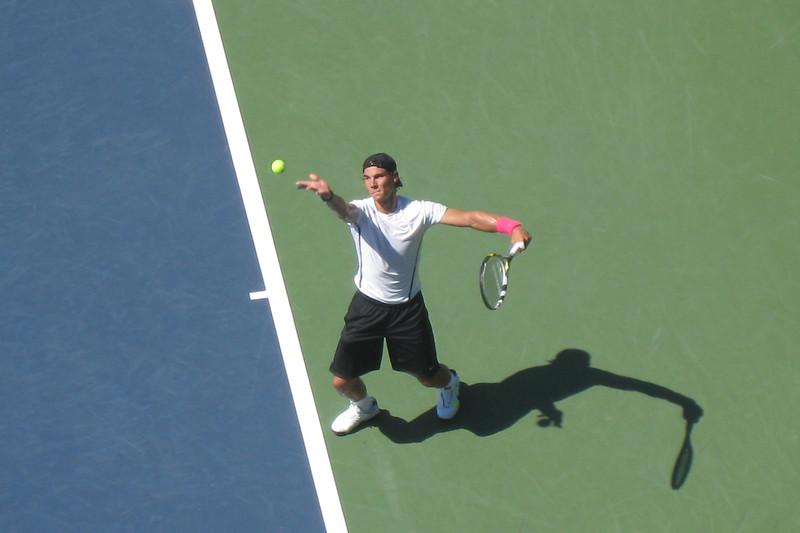Rafael Nadal - US Open