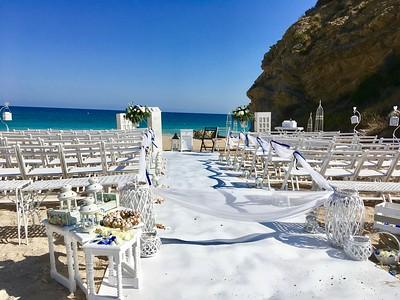 21102 Wedding setting Bronze