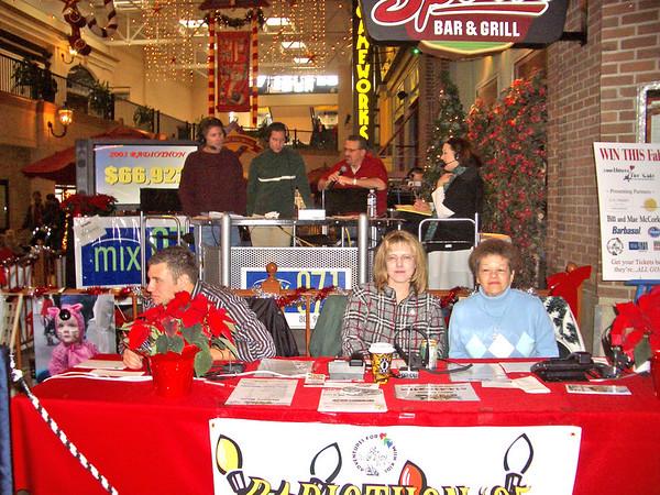 2005 Radiothon Fundraiser