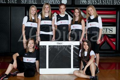 2011 Jr High Girls