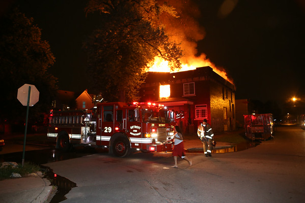 BOX ALARM INFANTRY & CADET (07-14-2014) UNIT 2