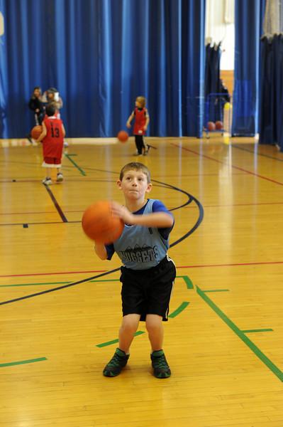 Ian Basketball JCCA 2009